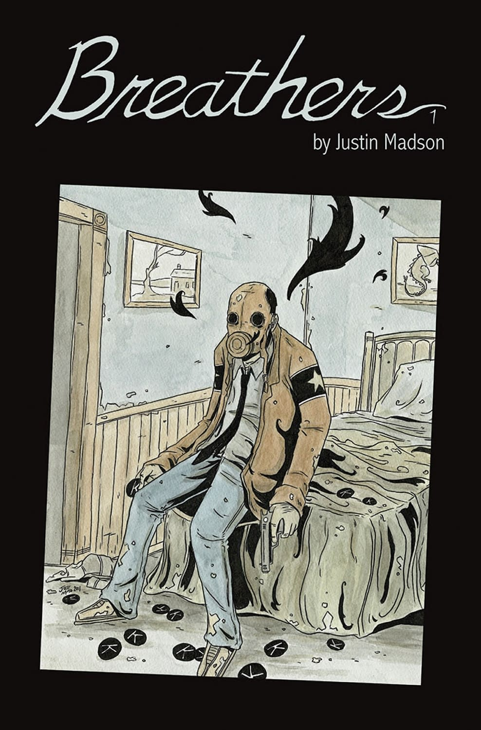 It's Alive! Launches IndieGoGo to Publish Justin Madson's Breathers