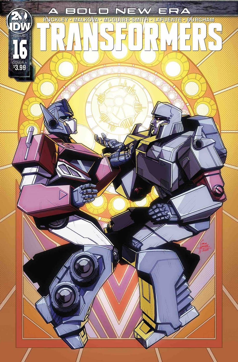 """REVIEW: Transformers #16 -- """"It's Hard To Sort Who's Supposed To Be Good And Who's Supposed To Be Bad"""""""
