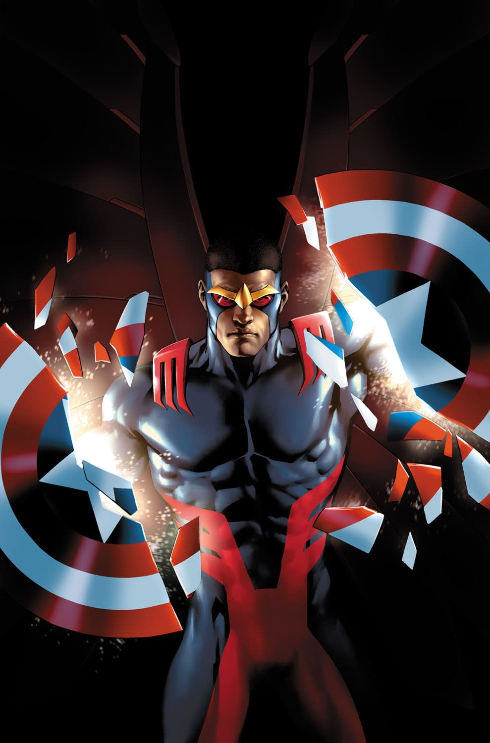 Rodney Barnes Is Writing The New Falcon Comic With Joshua Cassara On Art And Patriot For A Sidekick In Marvel Legacy