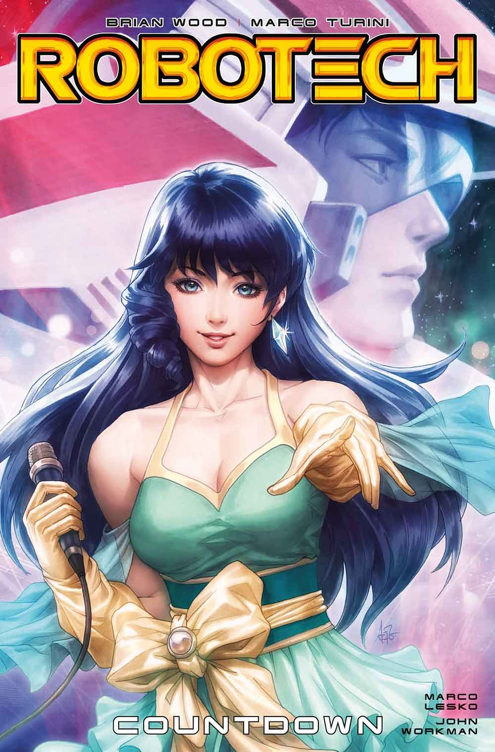 Titan To Kill Off Major Character Four Issues Into Robotech Series