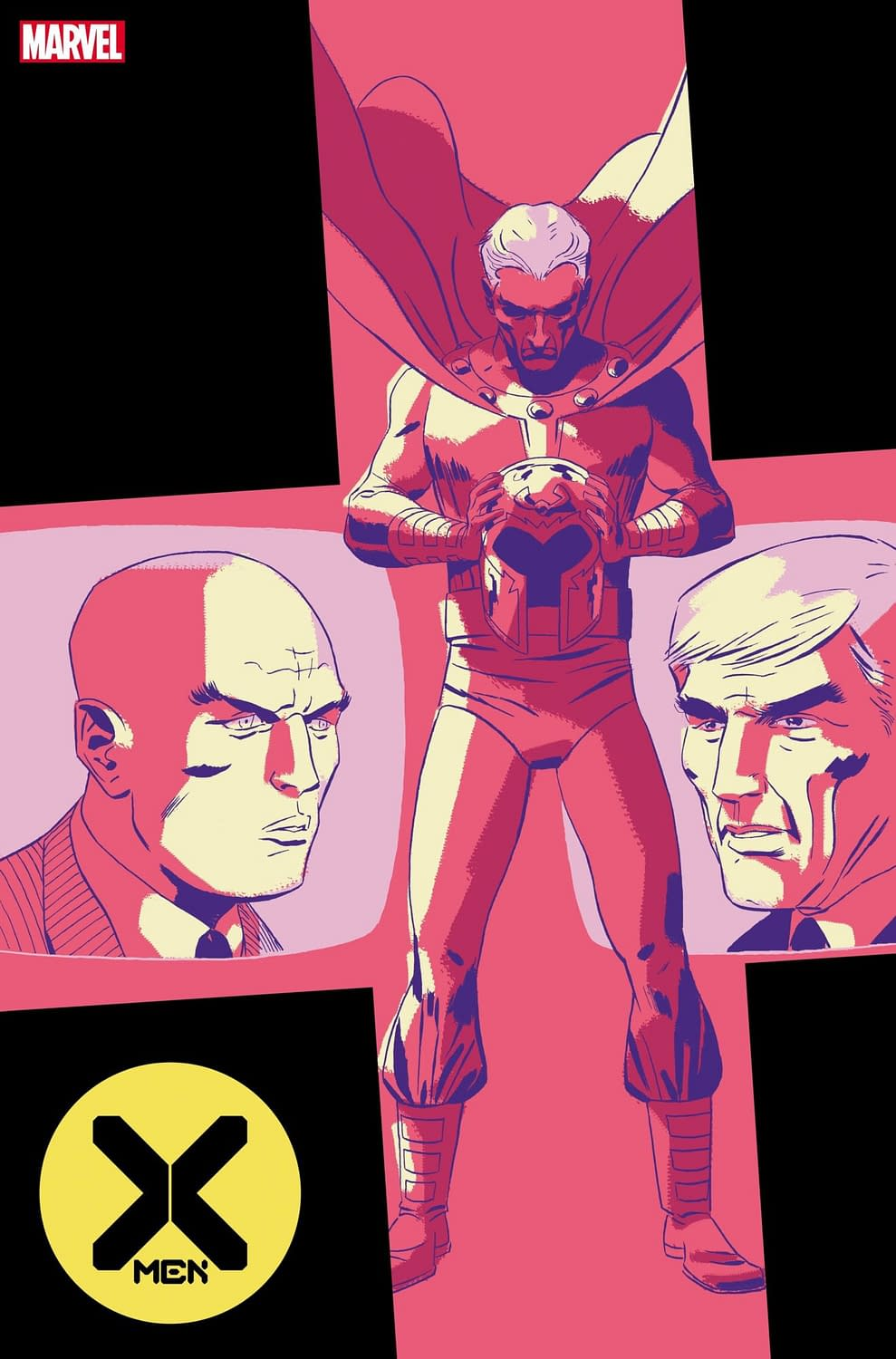 Here's Those God Loves, Man Kills Variant Covers by Marcos Martin