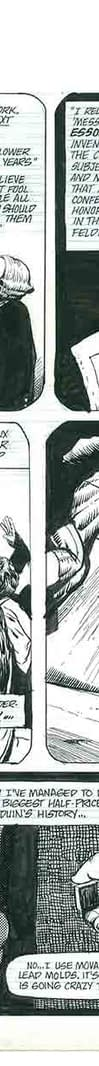 The Kickstarter For Cerebus Archive Number One Begins &#8211 And Gets Nine Times Its Goal Already