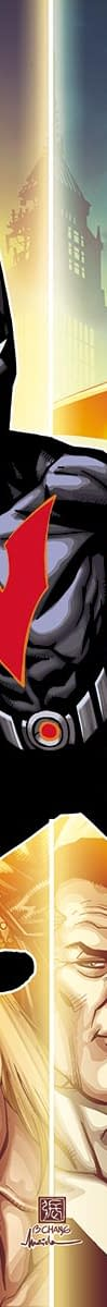 Batman Beyond Gets A New Batman As Well &#8211 And DC Gets A New Official Future