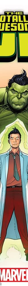Ah So The Totally Awesome Hulk Is Amadeus Cho After All. Who Would Have Thought