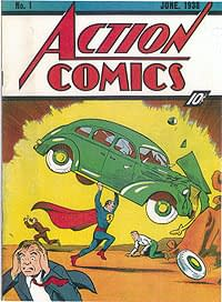 A Decade Later, Nicolas Cage's Stolen Action Comics #1 Is Recovered