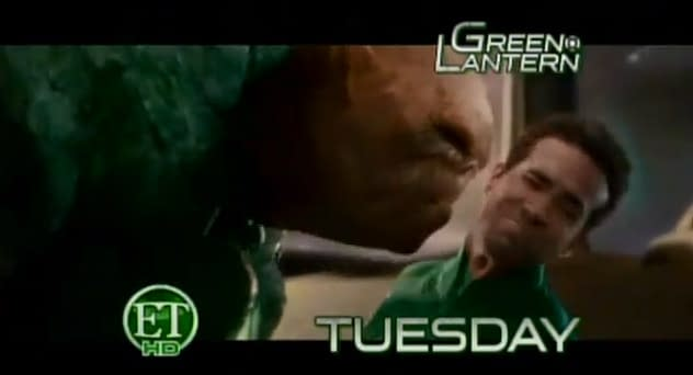 First Look: Actual Green Lantern Footage – NOW HIGH QUALITY