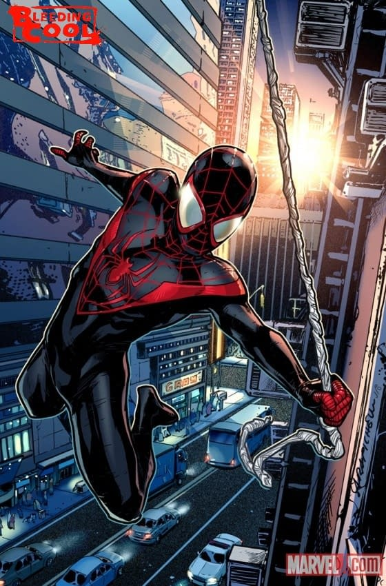 Will We Be Getting A Black Spider-Man?