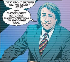 Jonathan Ross And Bryan Hitch To Create Comic For 2012?