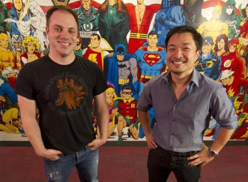 Jim Lee Becomes CCO of DC Comics as Geoff Johns Quits, Starts Mad Ghost Productions