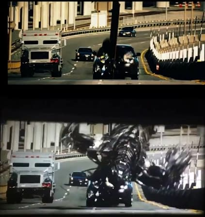 Swipe File: Transformers 3 And The Island