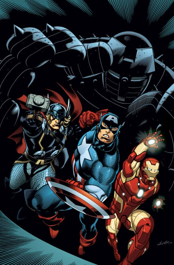 Marvel Offers Fear Itself Variant For Ripped Up Flashpoint Comics From DC