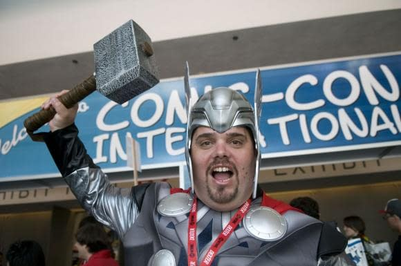 When Comic Con Ruined Twilight – A Look Back At San Diego 2011