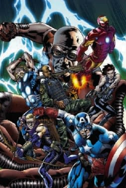 The Ultimates Omnibus And More In Time For The Avengers Movie