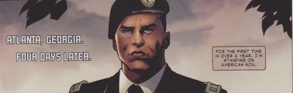 """""""Eye… Or Eyes"""" – A Clue To The Importance Of Sergeant Marcus Johnson To The Marvel Universe"""