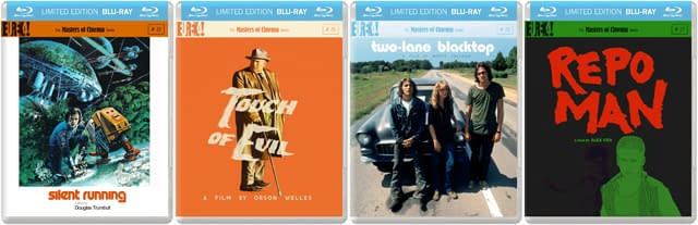 Masters of Cinema Monthly January 2012 – Hitchcock, Two-Lane Blacktop And An Interview With Douglas Trumbull