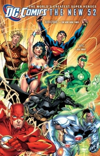 Could Retailers Save Money Ordering The DC New 52 Hardcover From Amazon?