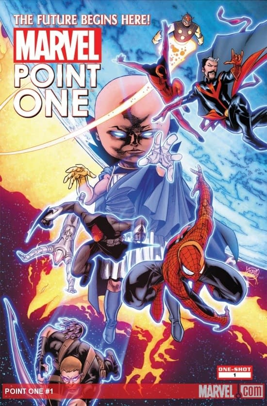 How Little Will Your Store Sell Marvel's Point One For? (UPDATE)