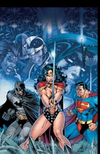 Now Infinite Crisis Gets An Omnibus – And The New 52 Class Divide
