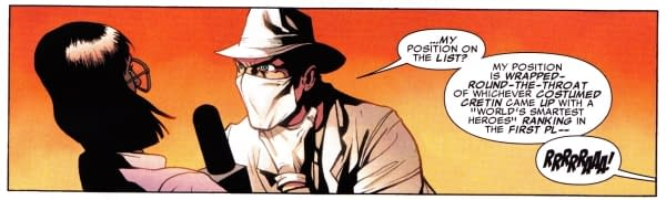 The Five Best Things Dr Nemesis Says In X-Club #1