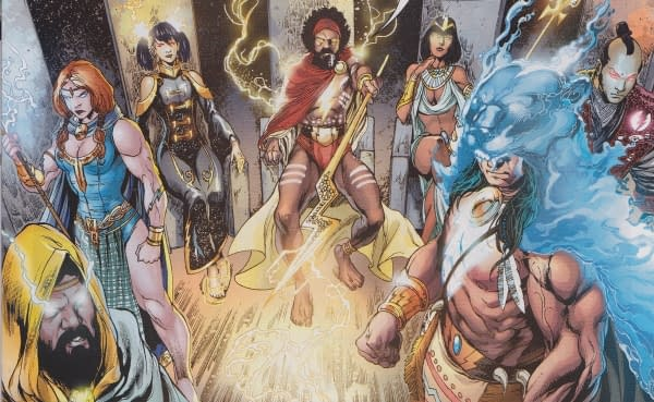 Who Is The Question? And Who Are The Wizards Of The New 52?