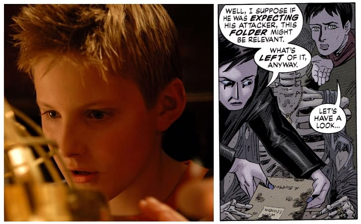 Five League Of Extraordinary Gentlemen Century 2009 References That Made Me Smile