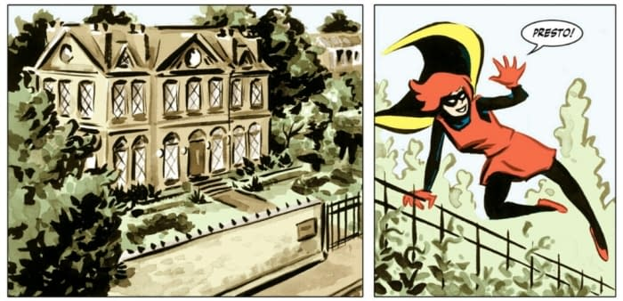 Review: Bandette #1 by Paul Tobin and Colleen Coover from Monkeybrain Comics