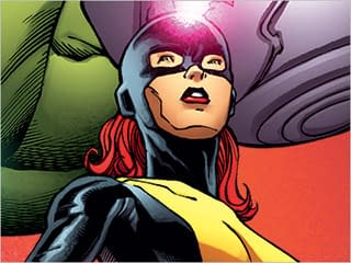 Marvel Now Bring You The Return Of Jean Grey