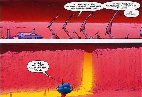 Dark Knight III: The Master Race Takes Grant Morrison Rather Literally (SPOILERS)