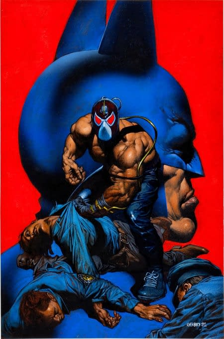How Much Would You Pay For The Cover Of Vengeance Of Bane?