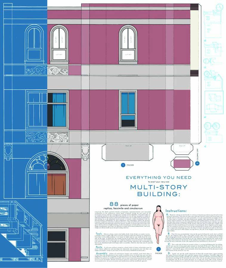 Why You Must Destroy Chris Ware's Latest Print For November