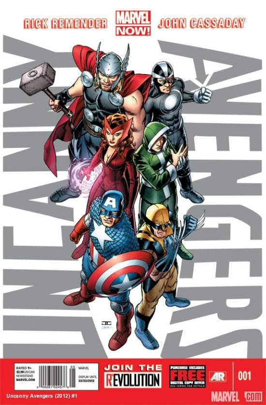 Is Uncanny Avengers Less Racially Diverse Than The Red Skull's Team?