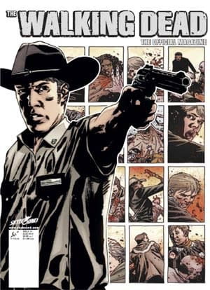 Michonne And Rick Grimes Exclusive Covers To Walking Dead Magazine