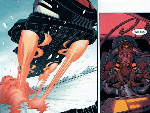 Two Utterly Insane Comics From Jason Aaron Today