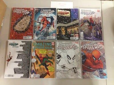 Avenging Spider-Man #15.1 Hits Over $13 On eBay