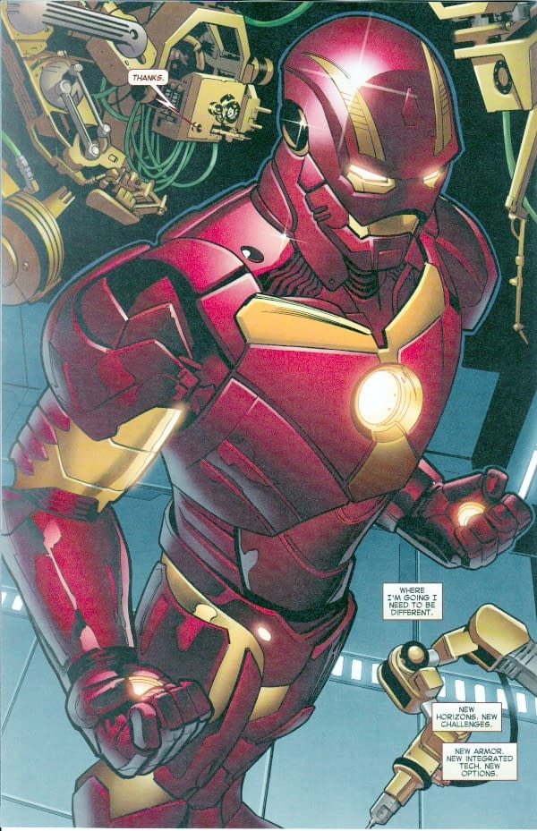 That's What Iron Man Will Look Like In Guardians Of The Galaxy. But Not Why. (SPOILERS)