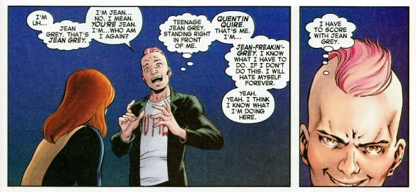 Quentin Quire, Man Of Action (SPOILERS)