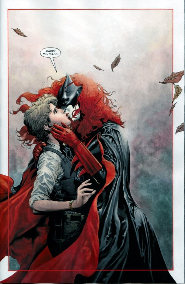 Batwoman To Dominate Media From Today – SPOILERS