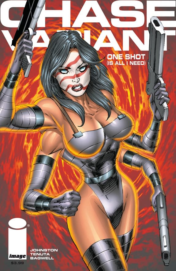 Rob Liefeld Draws Cover To Chase Variant… Variant