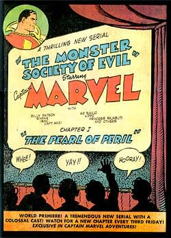 Was Monster Society Of Evil Canned For Racism?