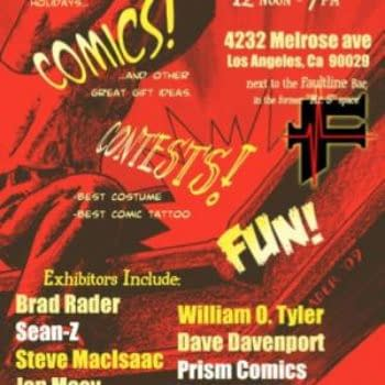 Gay Comic Con Launches On Sunday