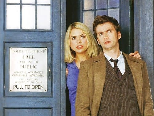 Doctor Who: Rose Tyler – The Woman Who Saved the Doctor (VIDEO)