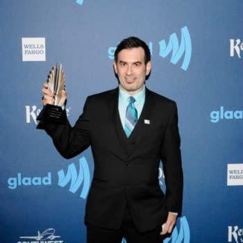 Dan Parent Receives GLAAD Award For Kevin Keller