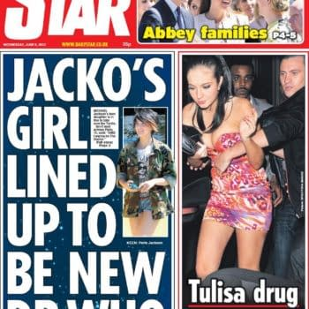 The Daily Star Announce Paris Jackson To Be The Next Doctor Who