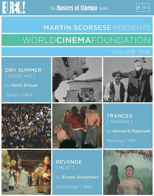 Martin Scorsese World Cinema
