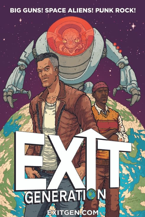 Exit Generation cover