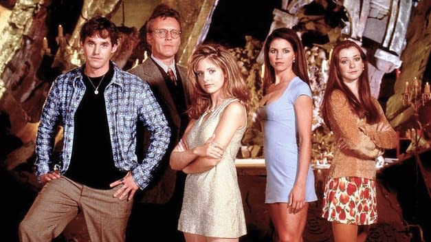 """""""Buffy the Vampire Slayer"""": 5 Sexy Scenes That Slayed [OPINION]"""