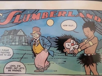 From Cliff Chiang's Little Nemo - Dream Another Dream Strip