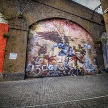 Do You Live In London? Can You Identify This Location? How Fast Can You Get To Camden?