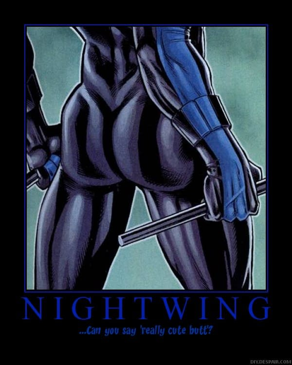 The Internet Asks: Does Brenton Thwaites Have The Butt To Be Nightwing?