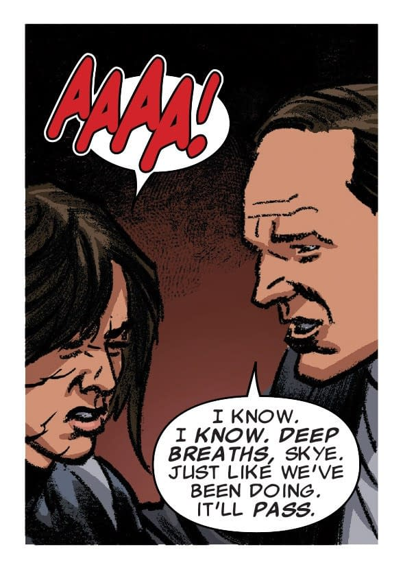 Making Quake An Inhuman And Changing Her Name To Skye, In The Comics
